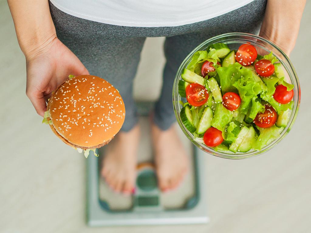 Binge Eating, Fressanfall, Abnehmen, Diät
